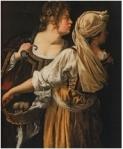 Gemälde von Artemisia Gentileschki 1617/18